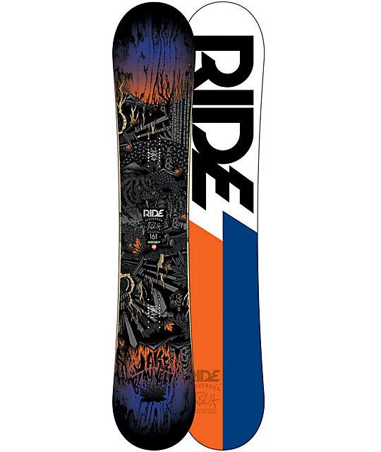 Ride Snowboards Berzerker 161cm Snowboard