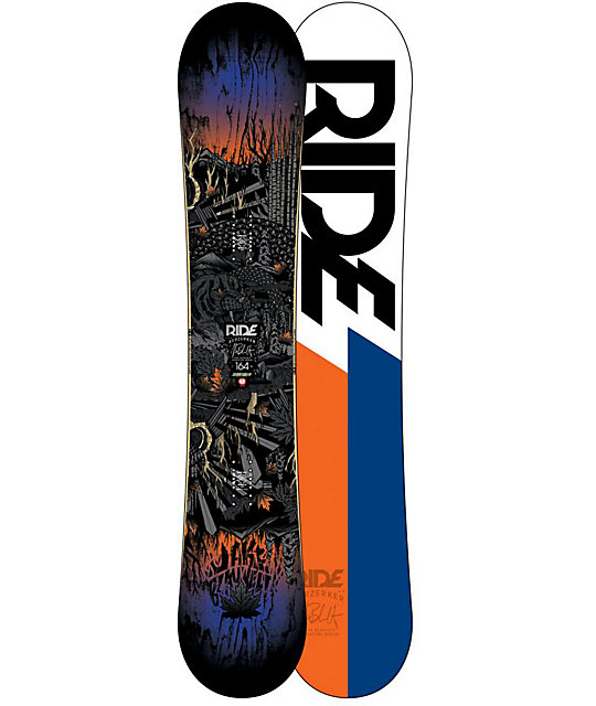 Ride Snowboards Berzerker 164cm Snowboard