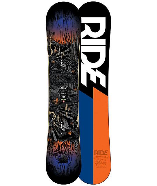 Ride Snowboards Berzerker 165cm Wide Snowboard