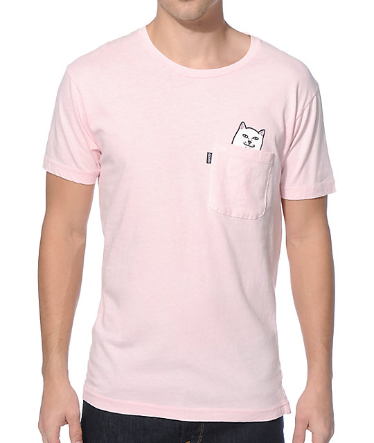 RipNDip Lord Nermal Pocket T-Shirt at Zumiez : PDP