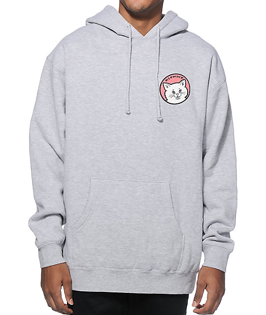 Ripndip stop being a pussy hoodie at zumiez pdp