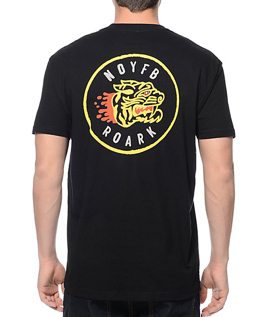 Roark NOYFB Black T-Shirt