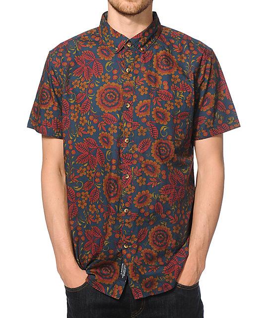 Roark Sacred Eye Button Up Shirt