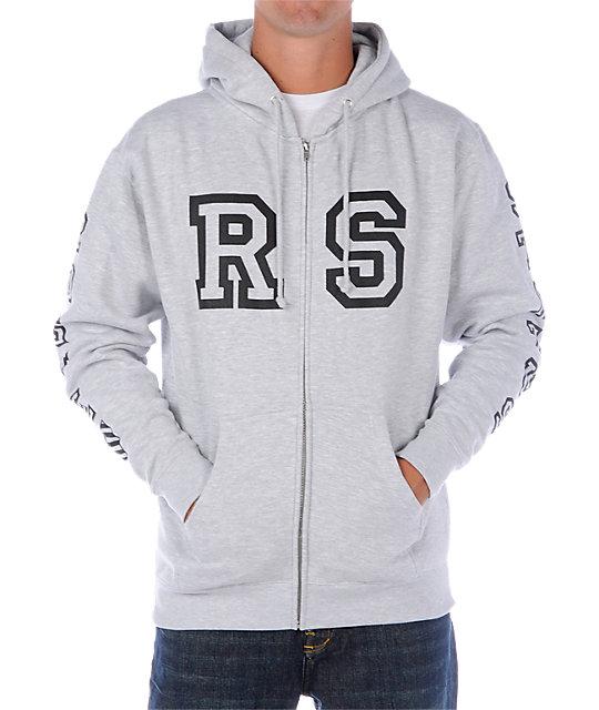 Rogue Status USTFU Grey Hoodie
