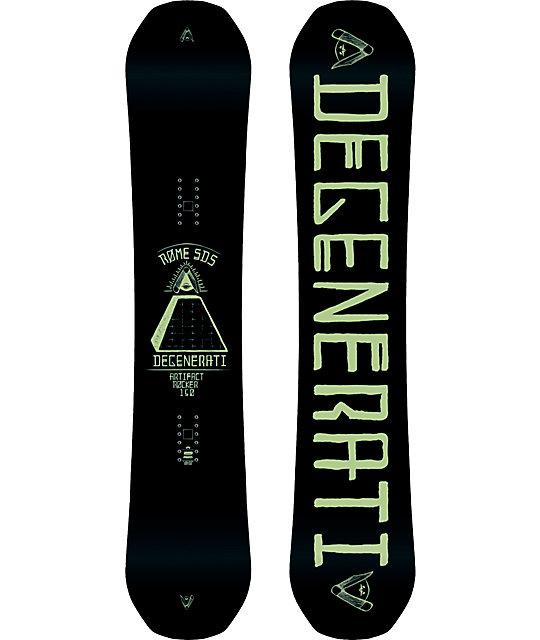 Rome Artifact 150cm Snowboard