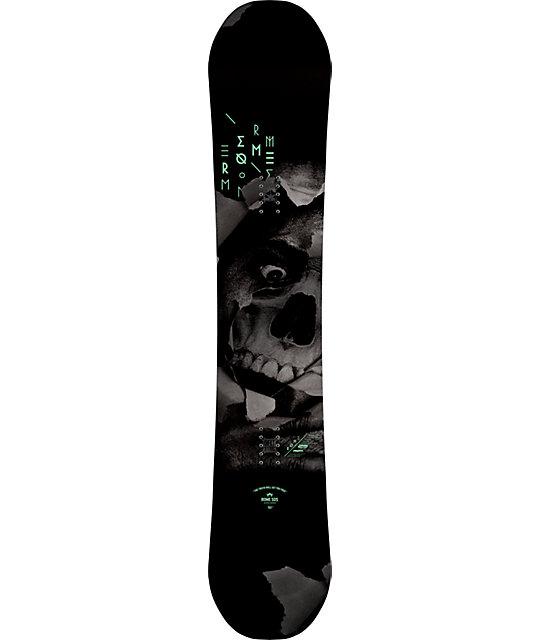 Rome Artifact Rocker 155cm Wide Snowboard