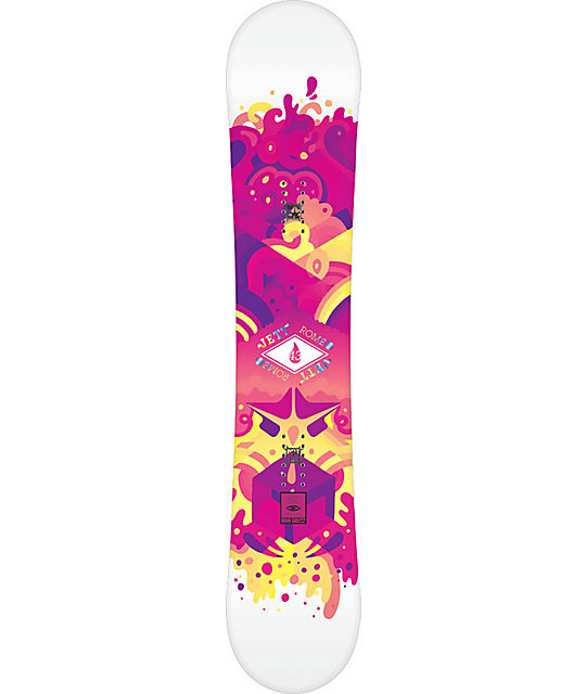 Rome Jett 143cmWomens Snowboard