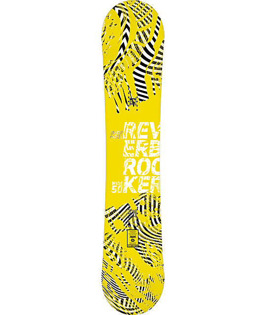Rome Reverb 150cm Wide Mens Snowboard