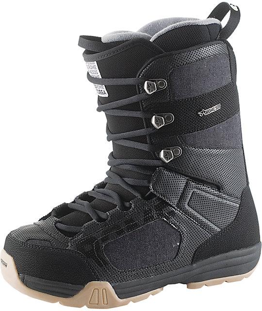 Rome Snowboards Bodega Black Snowboard Bootss
