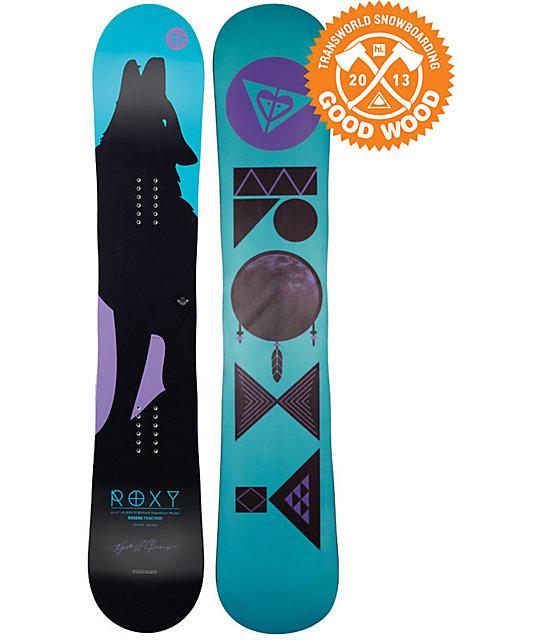 Roxy Ally BTX 151cm Womens Wide Snowboard