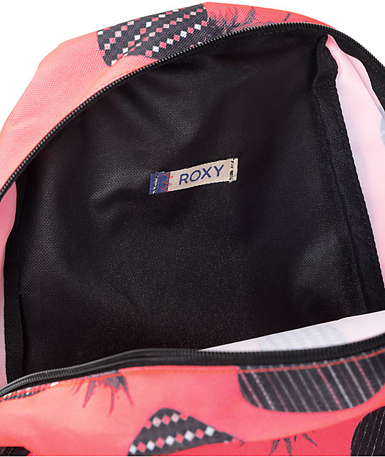 Roxy Always Core Pink Mini Backpack