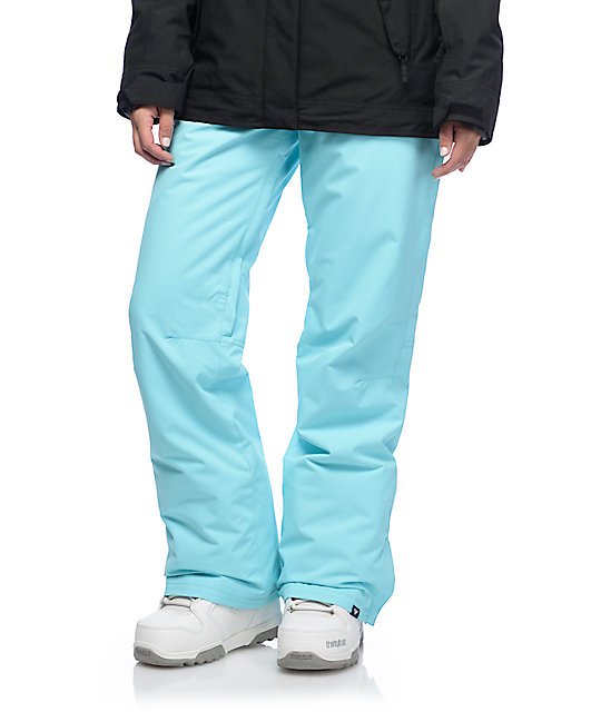 Roxy Backyard Blue Radiance 10K Snowboard Pants