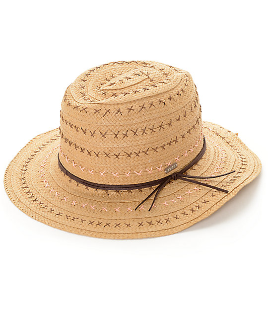 Roxy Breezy Cowboy Hat