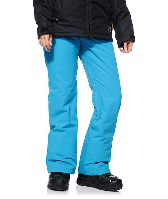 Roxy Dynamite Blue 10K Snowboard Pants