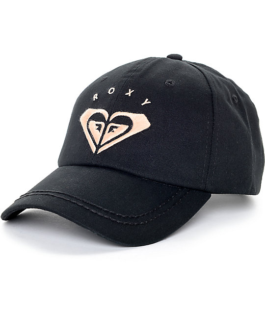Roxy Extra Inning Embroidered Baseball Hat
