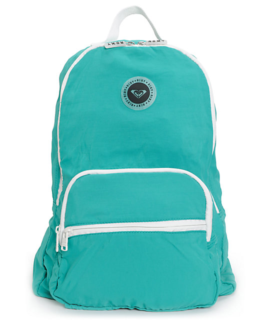 Roxy Going Coastal Mint Backpack