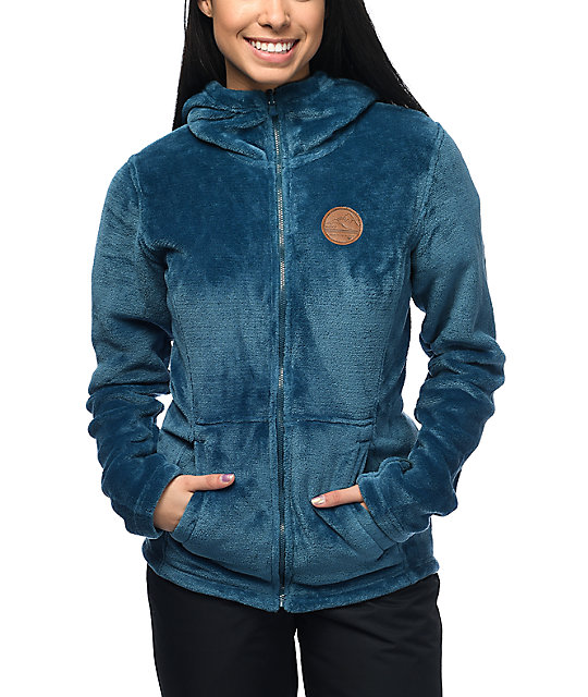 Roxy Jetty 3-in-1 Blue 10K Snowboard Jacket