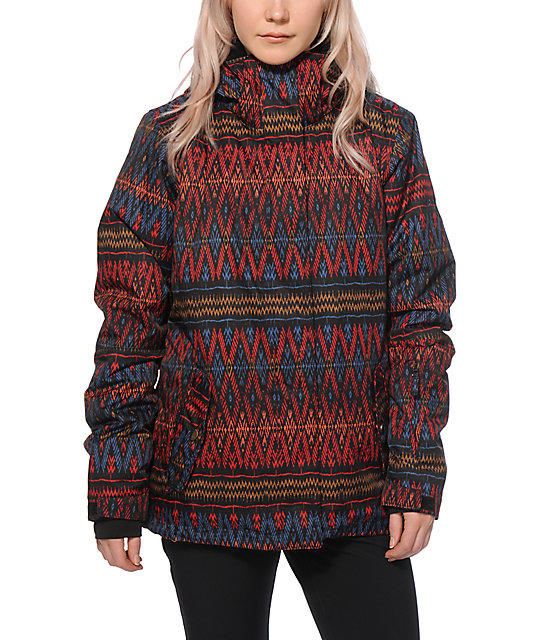 Roxy Jetty Dixie 10K Snowboard Jacket