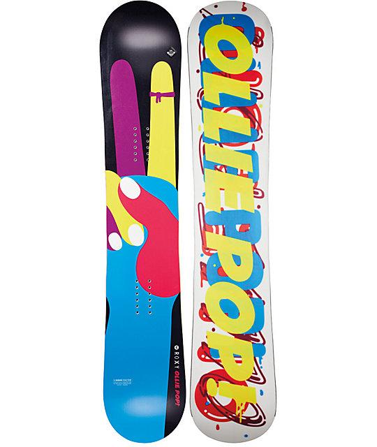 Roxy Ollie Pop C2 BTX 141cm Womens Snowboard