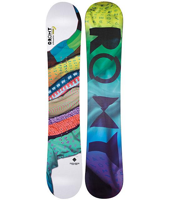 Roxy Silhouette Banana 141cm Womens Snowboard