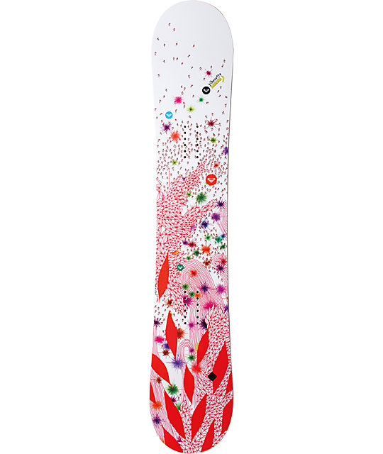 Roxy Silhouette Banana 146cmWomens Snowboard