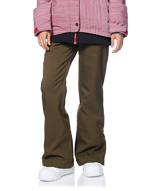 Roxy Spring Break 10K Girls Snowboard Pants