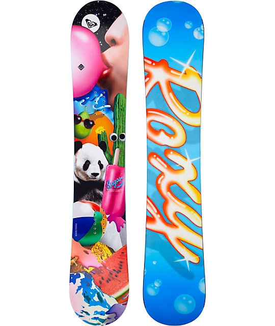Roxy Sugar Banana 142cm Womens Snowboard