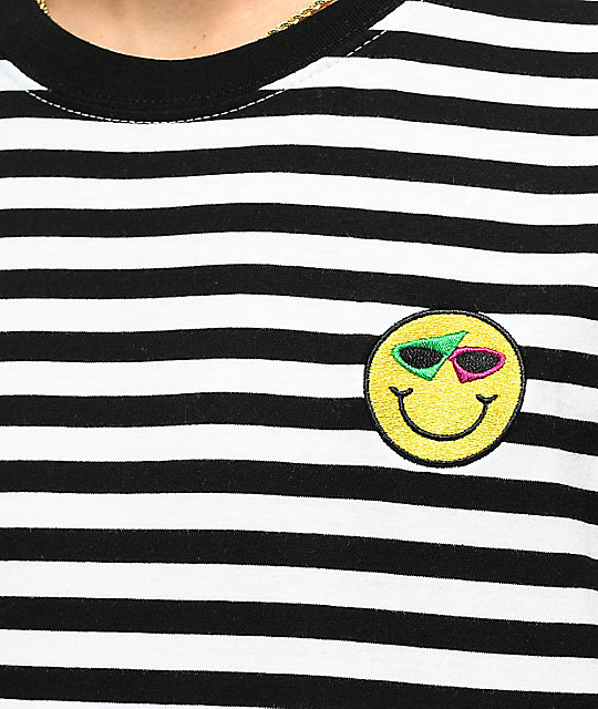 Roy Purdy Camiseta Rayas Y Blanca Negra De 8vNw0yOPmn