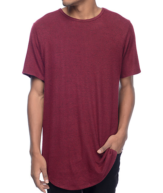 Long Tees | Longline T-Shirts, Tall Tees and Extra Long T-Shirts