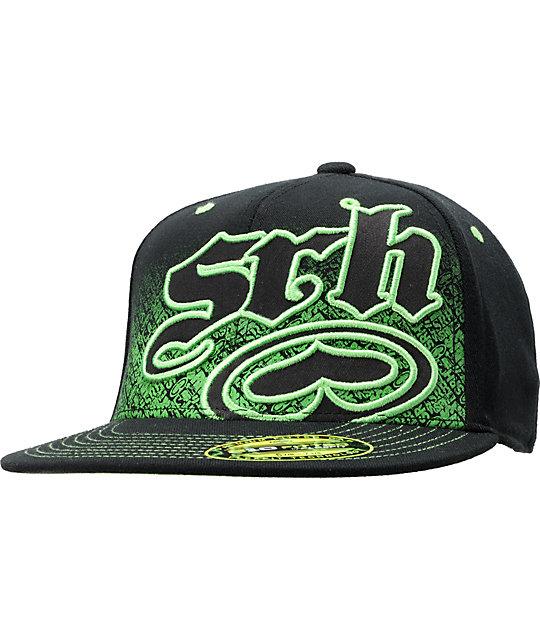 SRH Big Spade Black Flexfit Hat