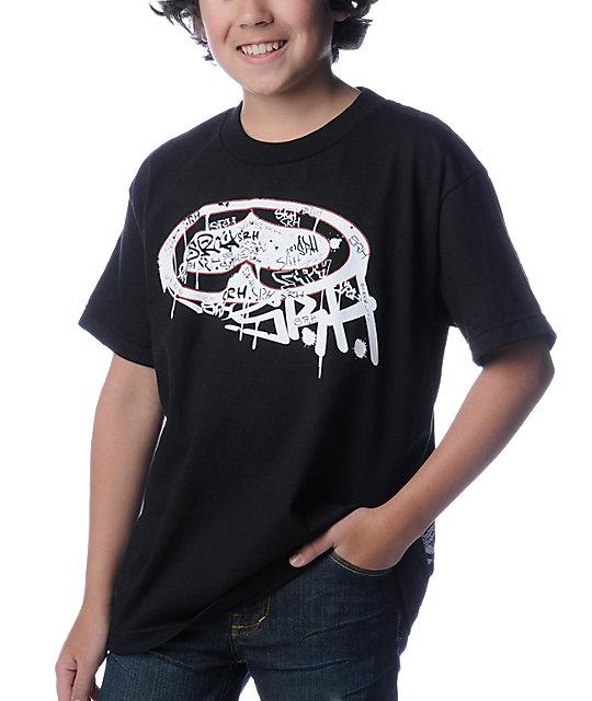 SRH Boys Fonts T-Shirt