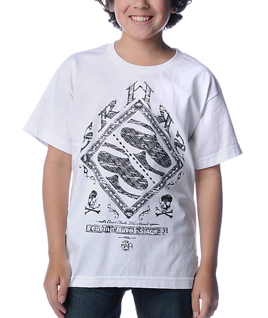 SRH Boys Unruly T-Shirt