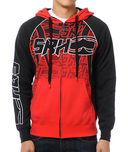 Go for fitted or relaxed men's hoodies and layer up in men's zip-up jackets. Three-piece hoods deliver superior fit and coverage from the elements, while mesh inserts and lining ensure strategic ventilation.