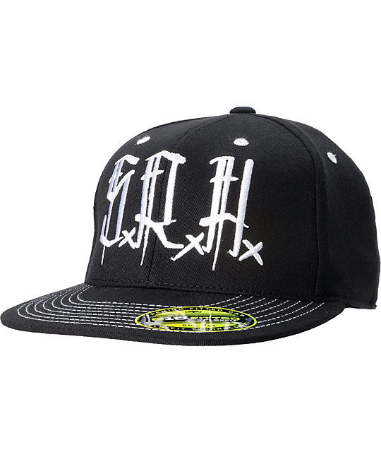 SRH Public Enemy Black Hat