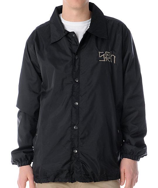 SRH Spade Brassknuckle Black Jacket