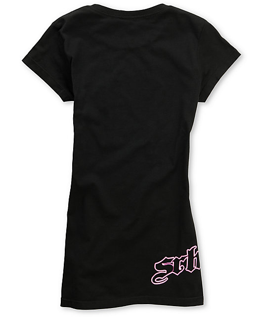SRH Star Struck Black T-Shirt