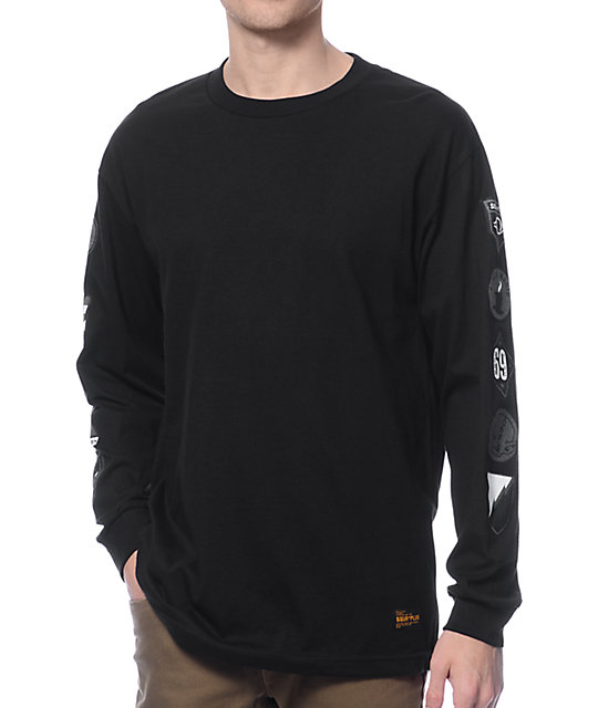 SSUR Insignia Long Sleeve T-Shirt
