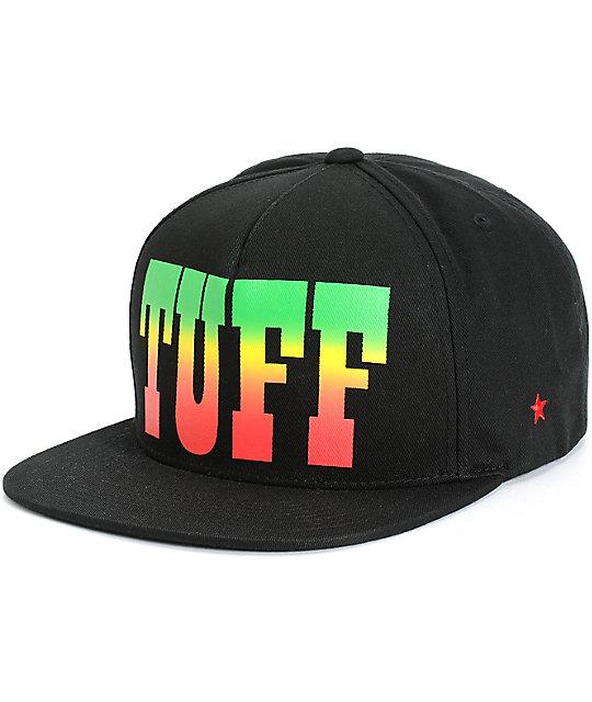 SSUR Tuff Snapback Hat