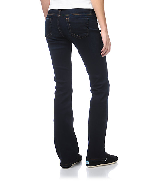 STS Blue Dark Wash Bootcut Jeans