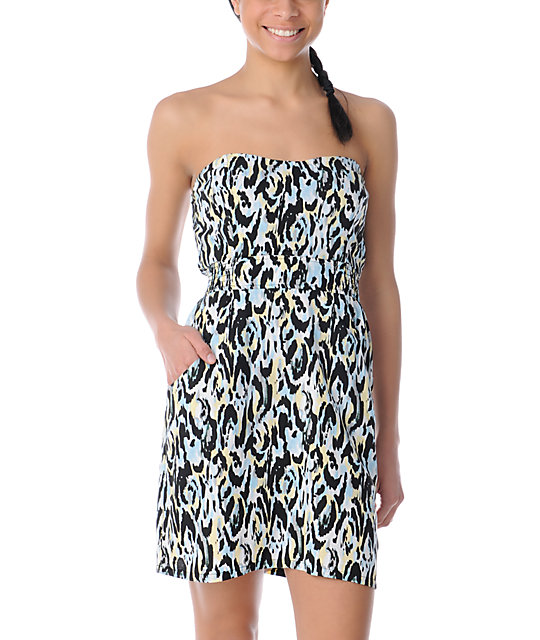 STS Blue Spring Skin Tube Dress