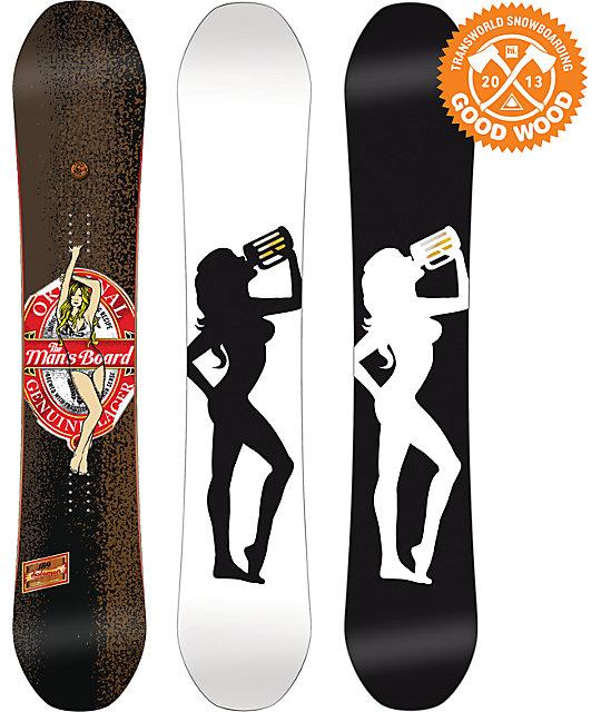 Salomon Mans Board 159cm Snowboard