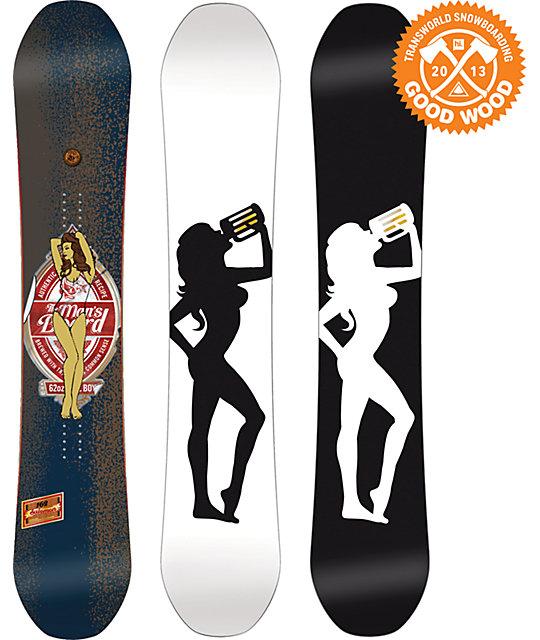 Salomon Mans Board 162cm Snowboard