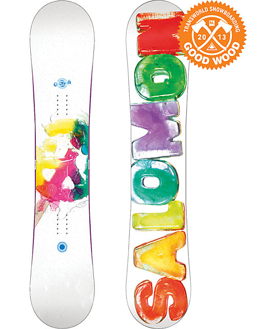 Salomon Oh Yeah 143cm Womens Snowboard