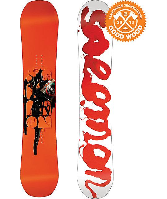 Salomon Sabotage 154cm Snowboard