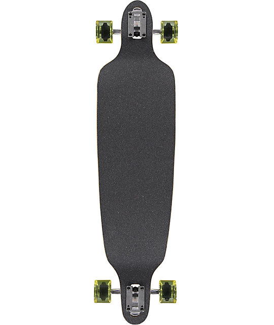 "San Clemente New Impossibles 40""  Double Drop Longboard Complete"