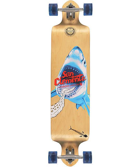 San Clemente Shark Racer 41.25