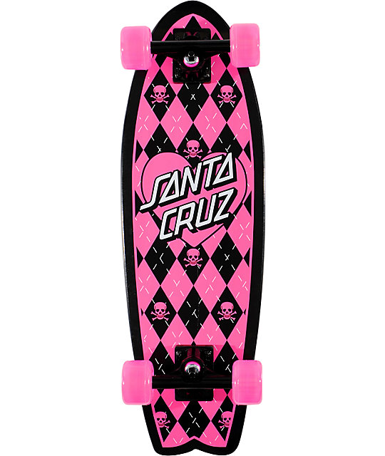 Santa Cruz Argyle Shark 8.8