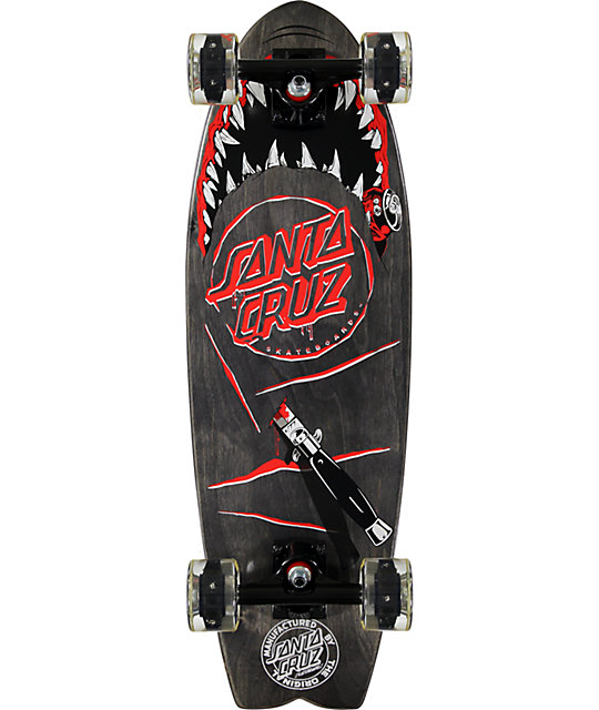"Santa Cruz Night Shark 27.5""  Cruiser Complete"