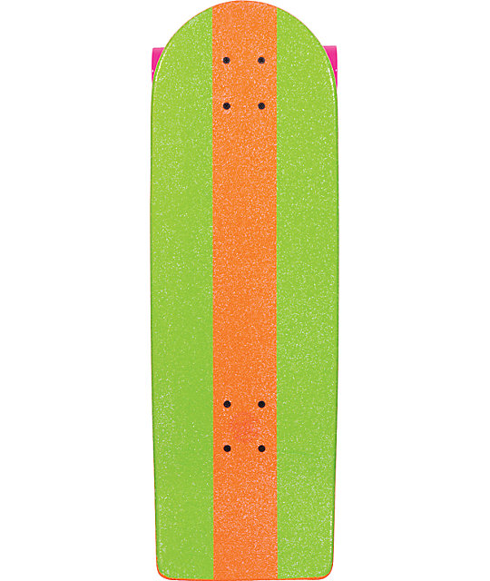 "Santa Cruz The Simpsons Bart Simpson 27""  Cruiser Skateboard"