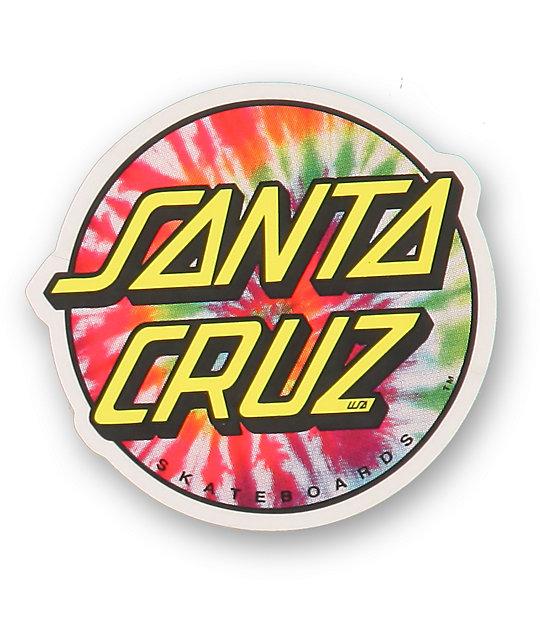 Collection Santa Cruz Stickers Wallpaper
